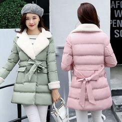 AiSun - Padded Long Coat
