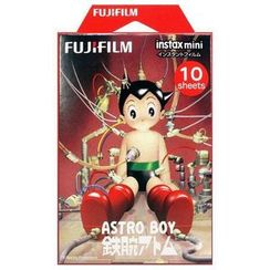 Fujifilm - Fujifilm Instax Mini Film (Astro Boy) (10 Sheets per Pack)