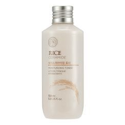The Face Shop - 2016 New : Rice & Ceramide Moisturizing Toner 150ml