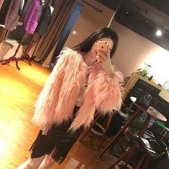 Mi Camilla - Faux-Fur Jacket