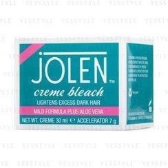JOLEN - Lightens Excess Dark Hair Mild Formula Plus Aloe Vera