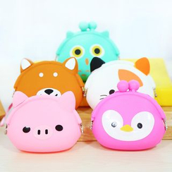 Class 302 - Silicon Animal Coin Purse
