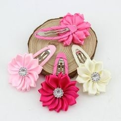 HABI - Kids Flower Hair Clip