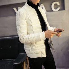 Hansler - Faux-Leather Jacket
