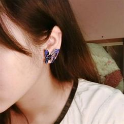 Ticoo - Butterfly Earrings