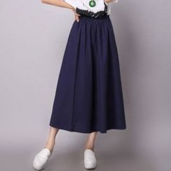 Splashmix - Long A-Line Skirt