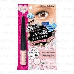 ISEHAN - Heavy Rotation Shiny Jewel Eyeliner (#03 Shiny Pink White)