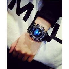 Tacka Watches - Water Resistant Digital Watch