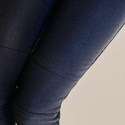 Forever Kiss - Fleece Lined Leggings