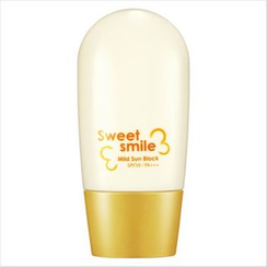 su:m37 - Sweet Smile Mild Sun Block SPF 39 / PA+++ 60ml