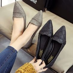 SouthBay Shoes - Pointy Flats