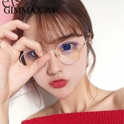 GIMMAX Glasses - 圆形防蓝光眼镜