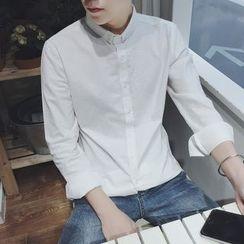 Bloemen - Plain Shirt