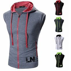 Fireon - Hooded Zip Vest