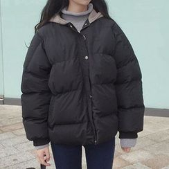 Cloud Nine - 连帽夹层夹克