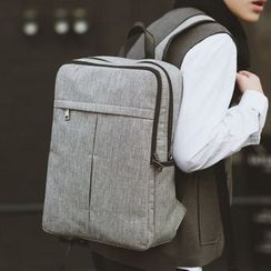 BagBuzz - Canvas Backpack for 15' Laptop