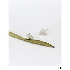 PINKROCKET - Triangle Earrings