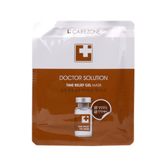 CAREZONE - Doctor Solution - Time Relief Gel Mask 1pc