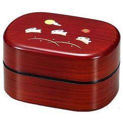 Hakoya - Hakoya Kenroku Lunch Box Keyaki Usagi