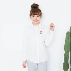 Storyland - Embroidered Shirt