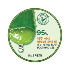 The Saem - Jeju Fresh Aloe Soothing Gel 300ml
