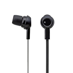 LIFE STORY - In-Ear Earphone - Black
