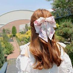 soo n soo - Floral Print Hair Pin