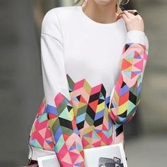 Flobo - Patterned Pullover
