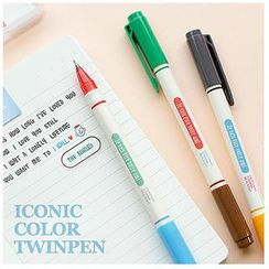 Zakka - Set of 3: 2 Ways Pen