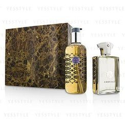 Amouage - Reflection Coffret: Eau De Parfum Spray 100ml/3.4oz + Bath and Shower Gel 300ml/10oz