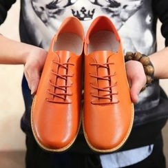 Preppy Boys - Lace-Up Shoes