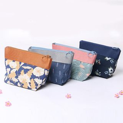 Cattle Farm - Printed Pouch / Cosmetic Bag