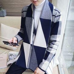 百高 - 插色围巾