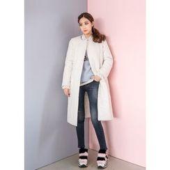 J-ANN - Padded Zip Coat