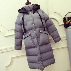 RUI - Padded Long Coat