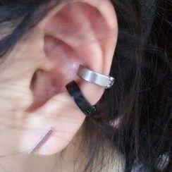 Calypso - Stainless Steel Ear Cuff