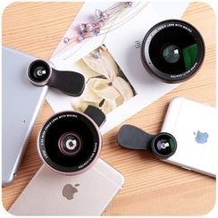 Momoi - Wide-Angle Lens / Fisheye Lens for iPhone 6