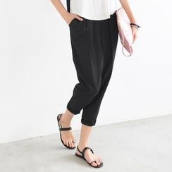 SO Central - Pleated Harem Pants