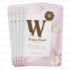 Etude House - I Need You, White Pearl! Mask Sheet