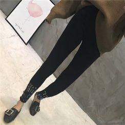Octavia - Sequined Leggings