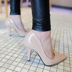 Mancienne - Pointy-Toe Pumps