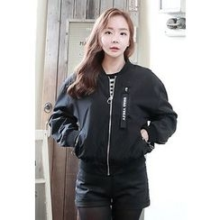 Dalkong - Zip-Up Jacket