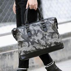 ETONWEAG - Camo Briefcase