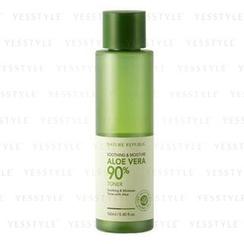 Nature Republic - 90% 蘆薈舒緩保濕爽膚水