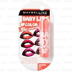 Maybelline New York - 爱色修护润唇膏 SPF 16 (Tangerine Pop)