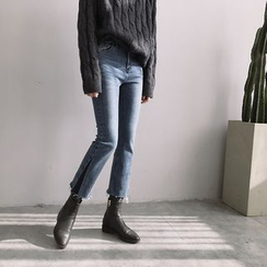 ByPeggie - Boot Cut Jeans