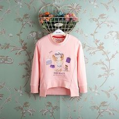 Kidora - 小童印花运动衫