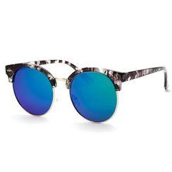 Ofel - Vintage Round Polarized Sunglasses