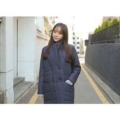 Envy Look - Double-Breasted Padded Coat