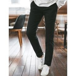 STYLEMAN - Washed Cotton Pants